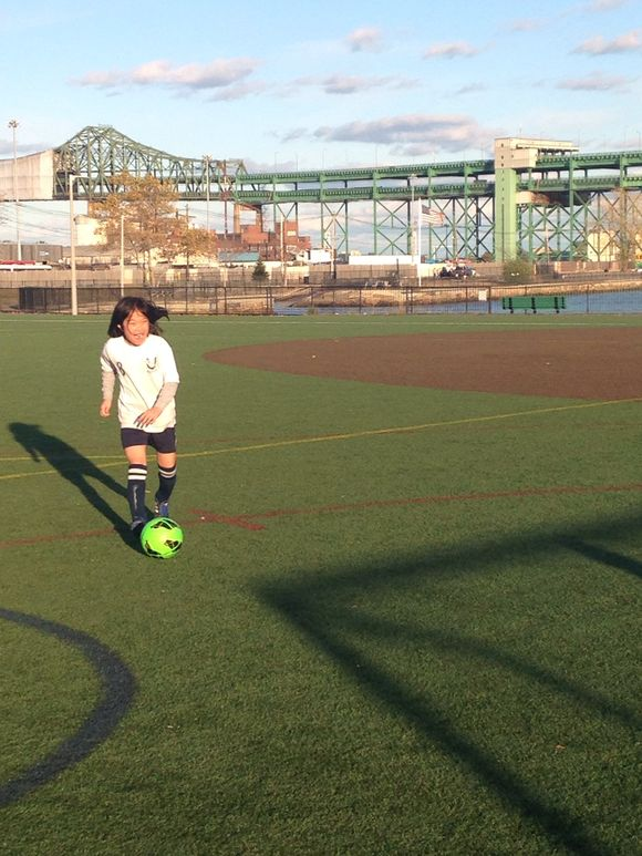 Soccer in Charlestown