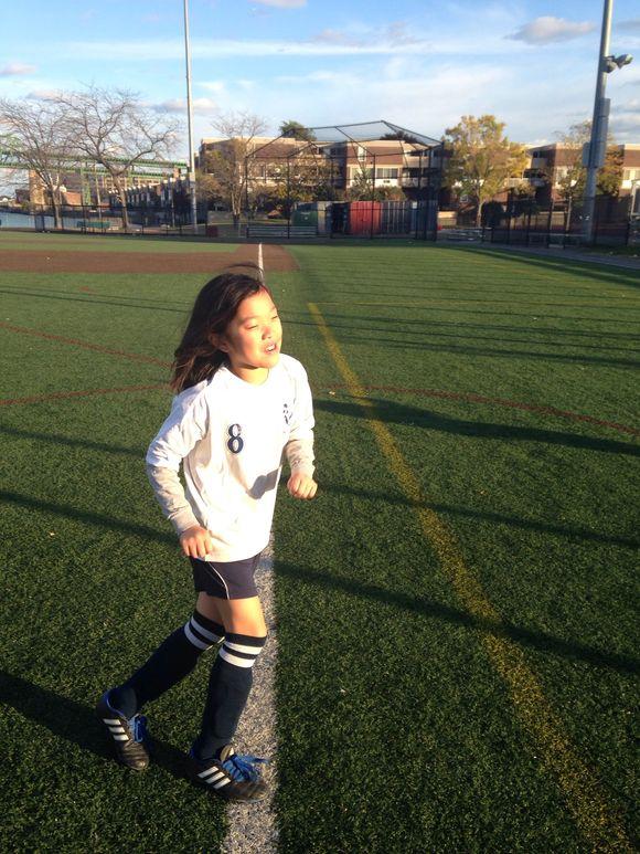 Soccer in Charlestown